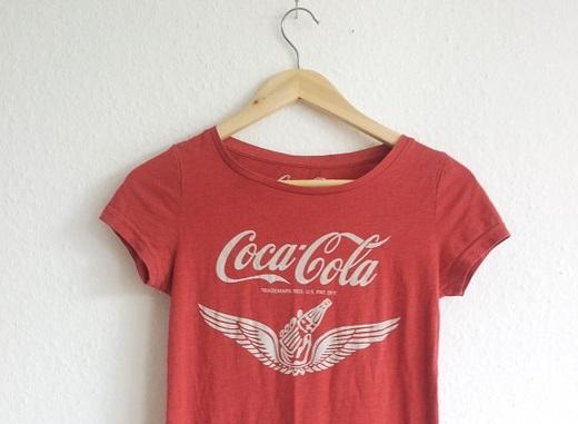 干す Tシャツ
