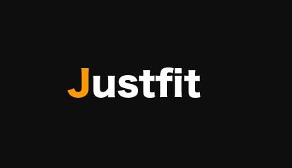 Justfit ロゴ