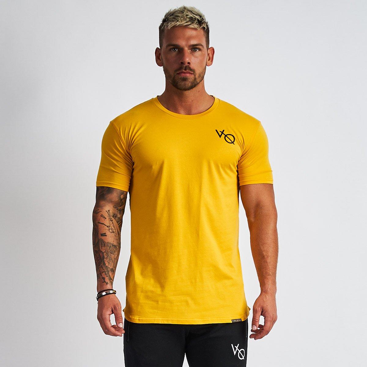VANQUISH FITNES エッセンシャルSP Tシャツ
